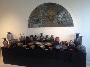 Clayworks sale this past week end was fun and profitable