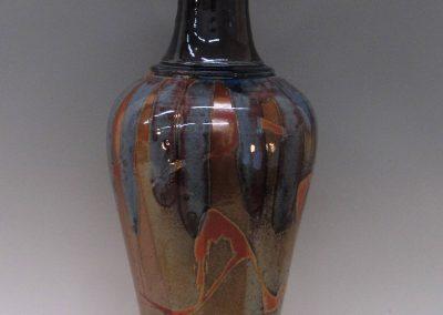 """item # 223   25"""" x 9"""" Vase"""