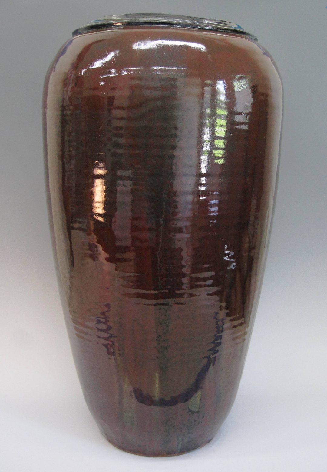 """Tall Jar 24.5"""" x 13"""" Item # 249"""