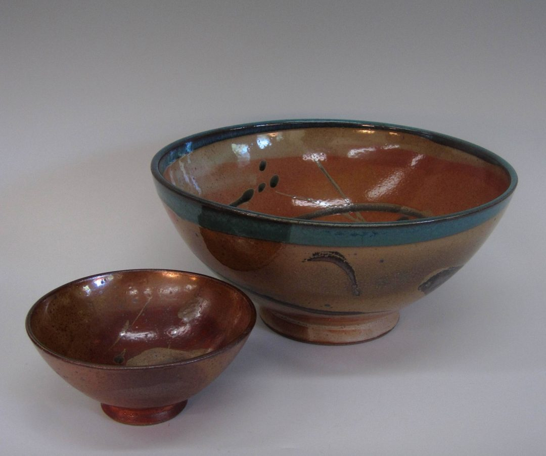 "Assorted Bowls 3"" x 6"" to  6"" x 12"""