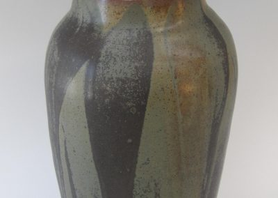 "Lidded Jar 15"" x 7 1/2""  Item # 264   $250"