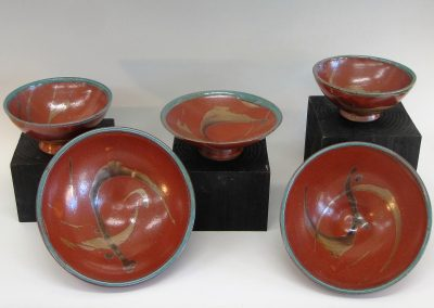 """Assorted Bowls $20 to $45  2 1/2""""x 5 1/2"""" to 3 1/2""""x 8"""""""