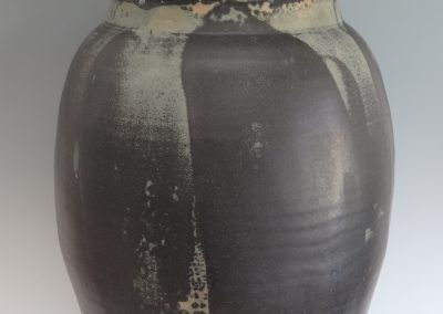 "Item #314 Lidded Jar 30""x12""   $1050"